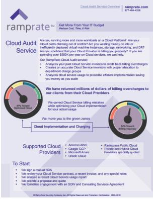 Cloud Audit Service