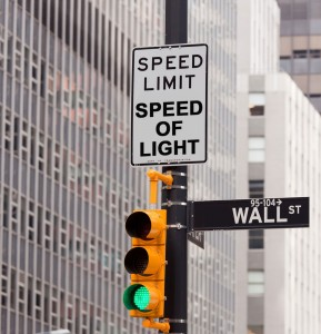Business At The Speed Of Light