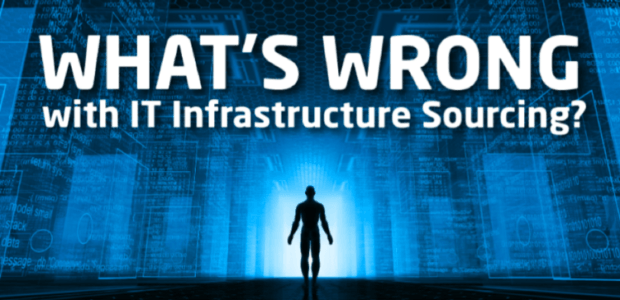 IT infrastructure sourcing